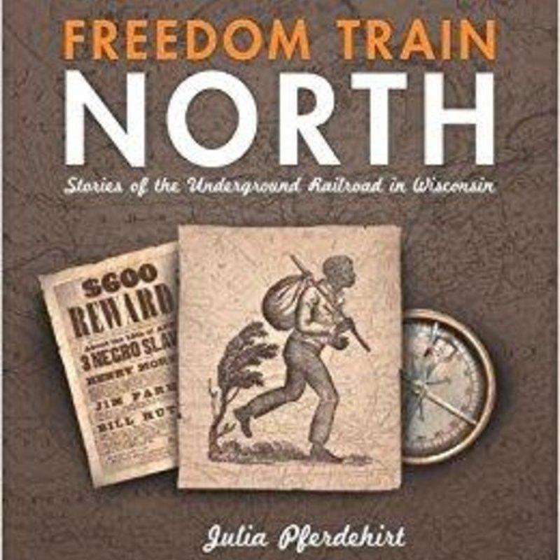 Julia Pferdehirt Freedom Train North