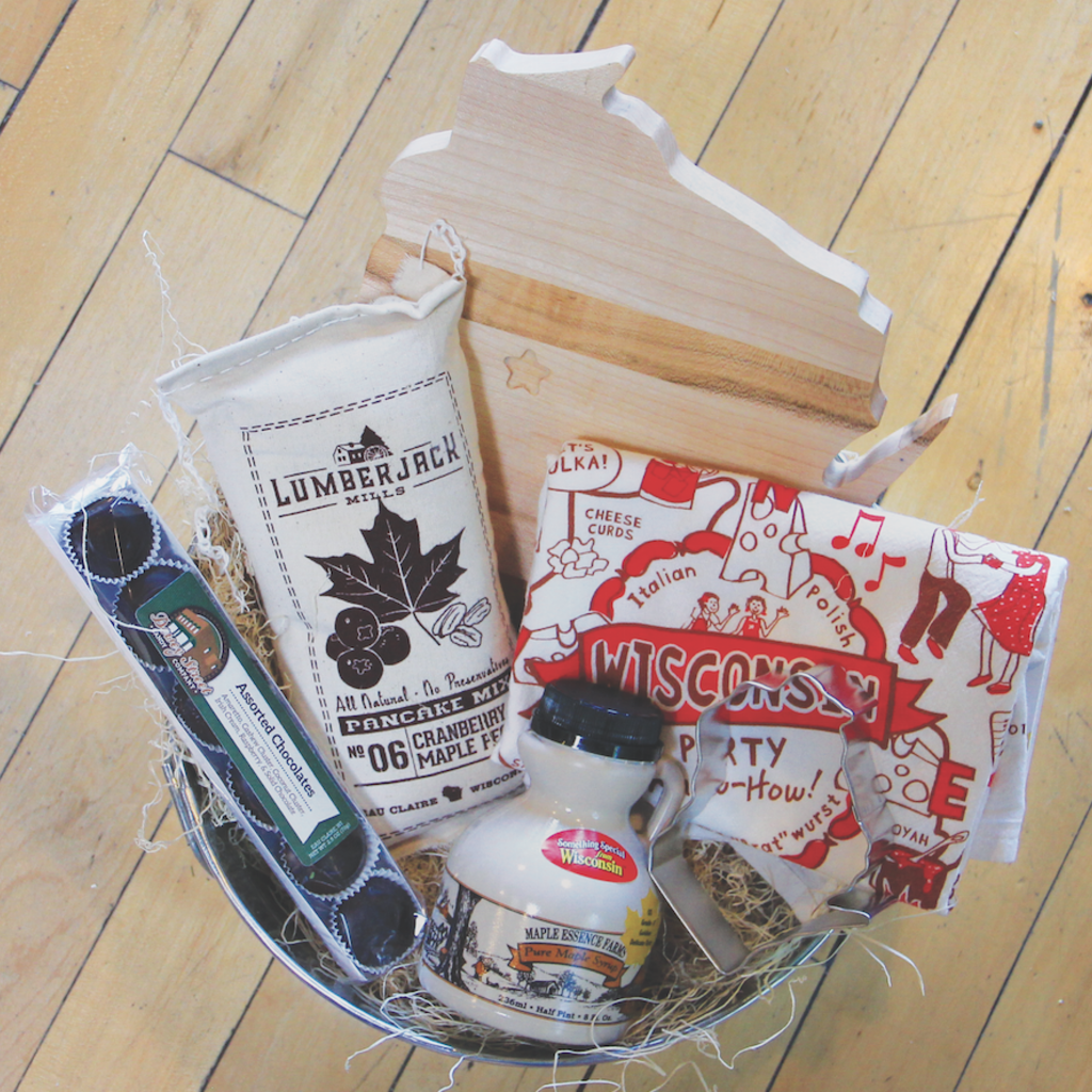 Volume One Gift Basket - Kitchen A La Mode