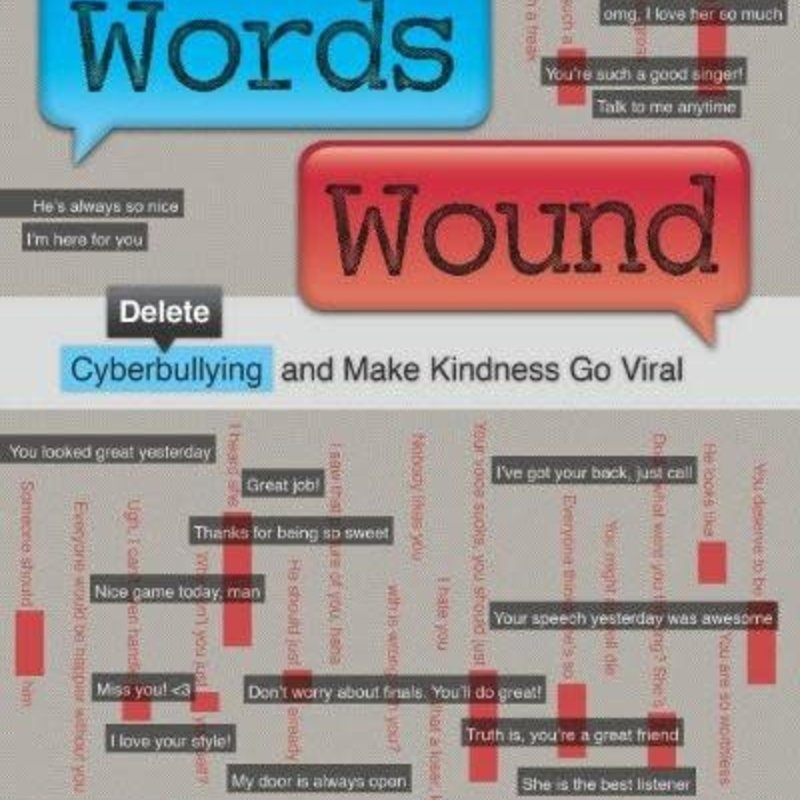 Justin Patchin Words Wound: Delete Cyberbullying