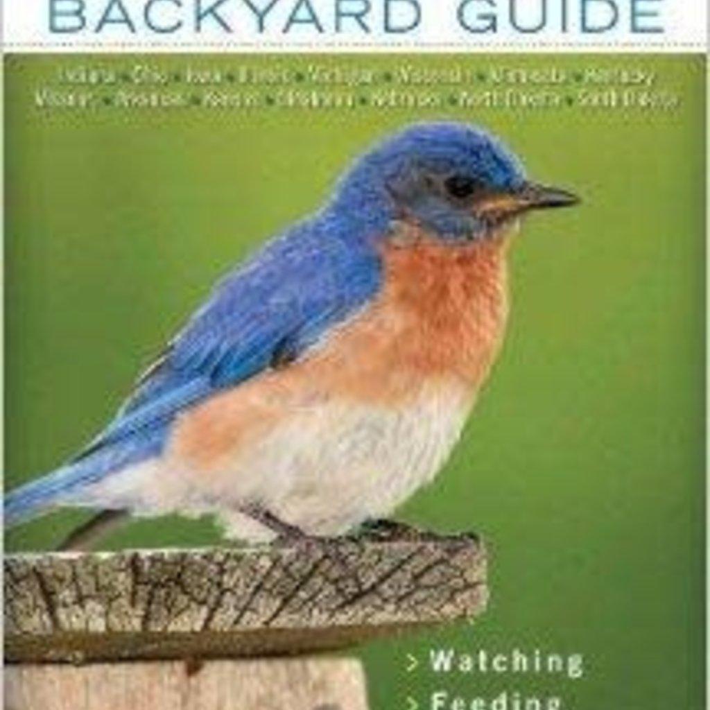 Bill Thompson III Midwestern Birds Backyard Guide