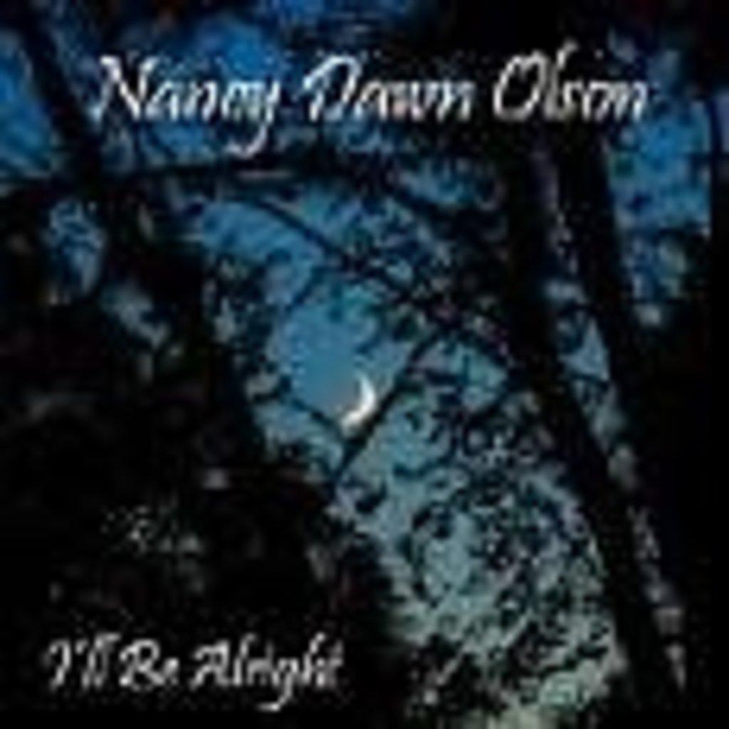 Nancy Dawn Olson I'll Be Alright CD