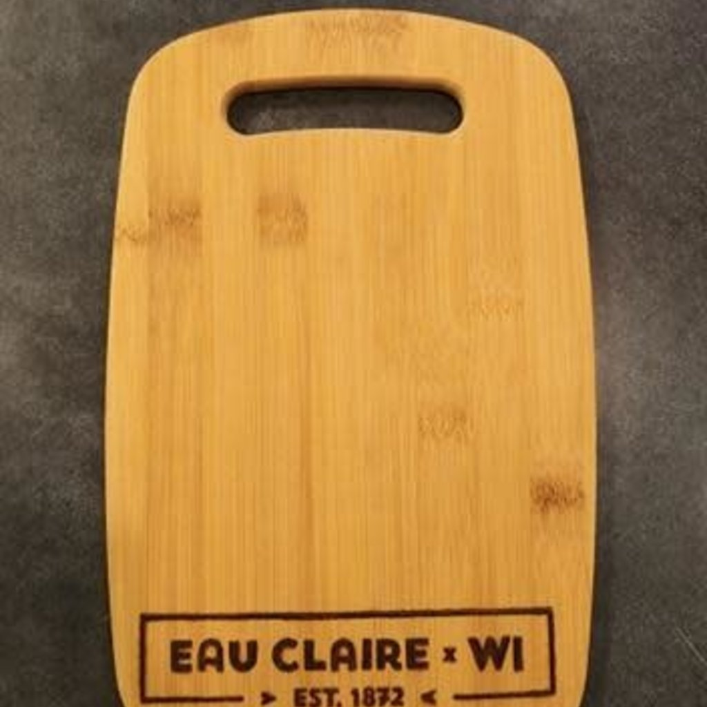 Eau Claire Cutting Board-Medium (Assorted Styles)