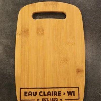 Eau Claire Cutting Board-Medium (Assorted Styles)
