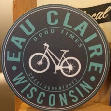 Volume One Sticker - EC Spokes Bike