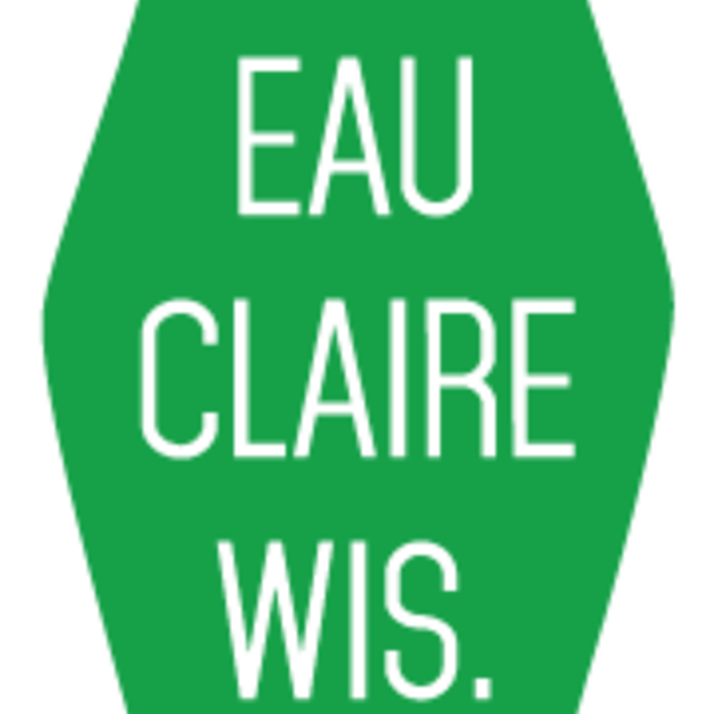Volume One Key Tag - EAU CLAIRE WIS (Green)