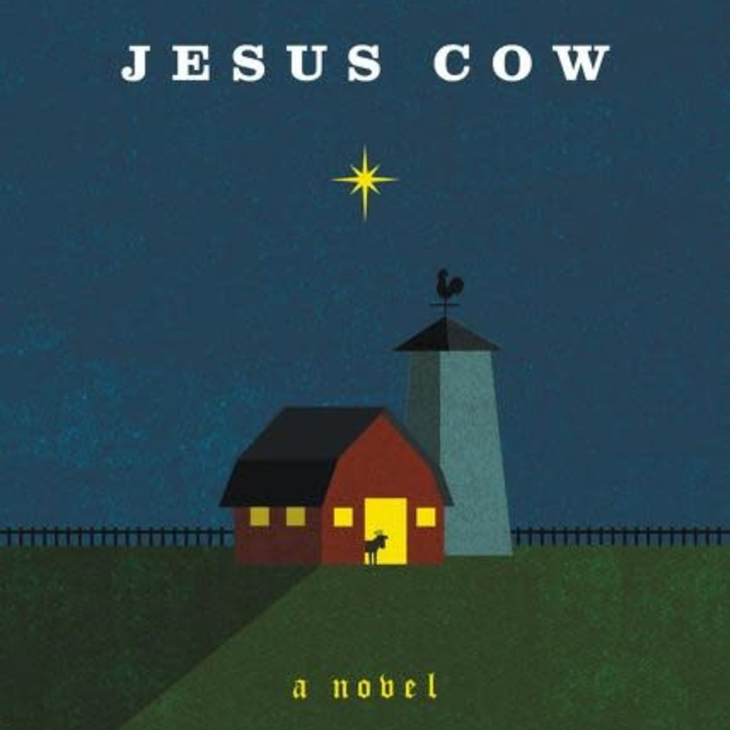 Michael Perry The Jesus Cow - Hardcover