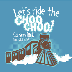 My Local Puzzles Puzzle - Choo Choo (Flat)