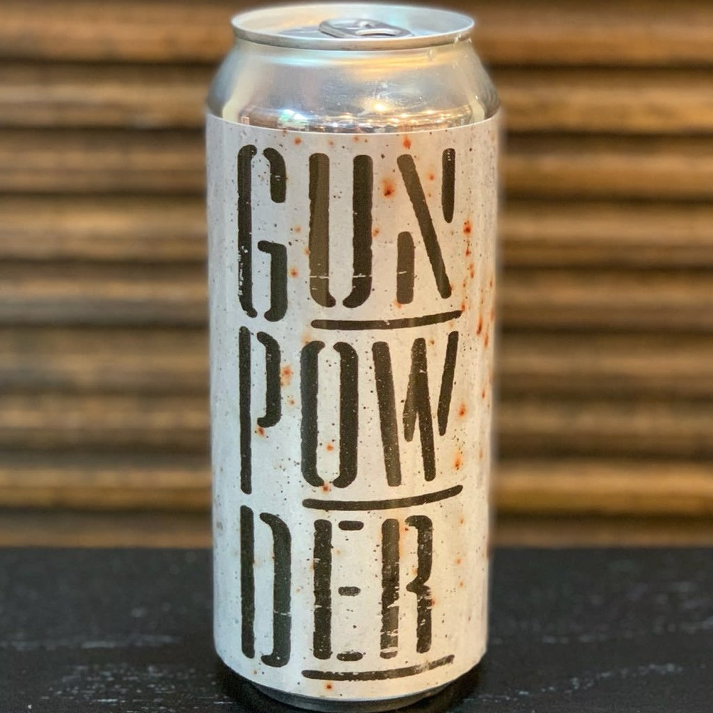 The Brewing Projekt Brewing Projekt Beer - Gunpowder IPA Can (16 oz.)