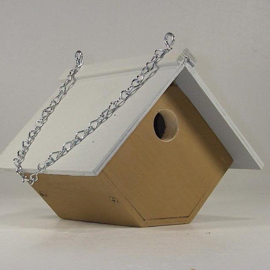 Timberway Designs Bird House - Wren Hanging House