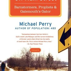 Michael Perry Off Main Street - Paperback