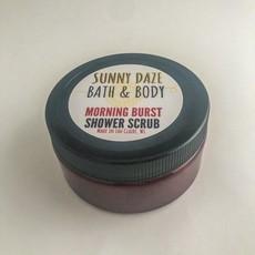 Sunny Daze Bath & Body Shower Scrub - Morning Burst