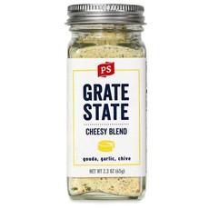 PS Seasoning Grate State Seasoning (Cheesey Blend)