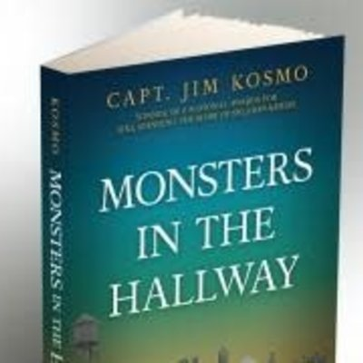 Jim Kosmo Monsters in the Hallway