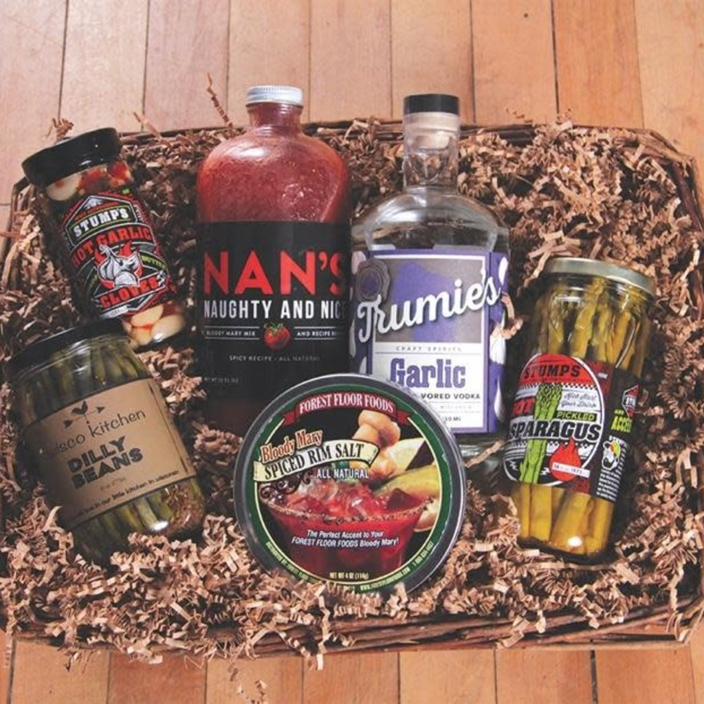 Volume One Gift Basket - The Ultimate Bloody