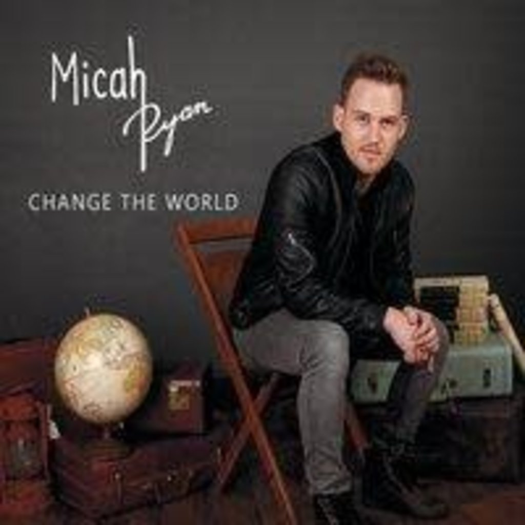 Micah Ryan Change the World CD