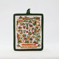 Keep the Faye Wonders of Wisconsin Hot Pad