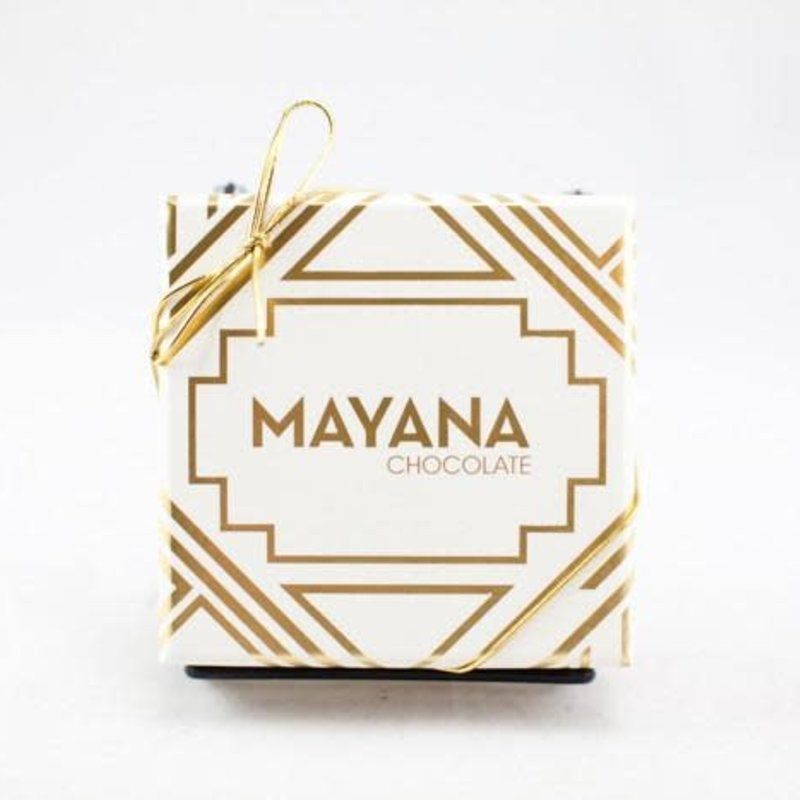 Mayana Chocolate Chocolate 4-Piece Signature Box