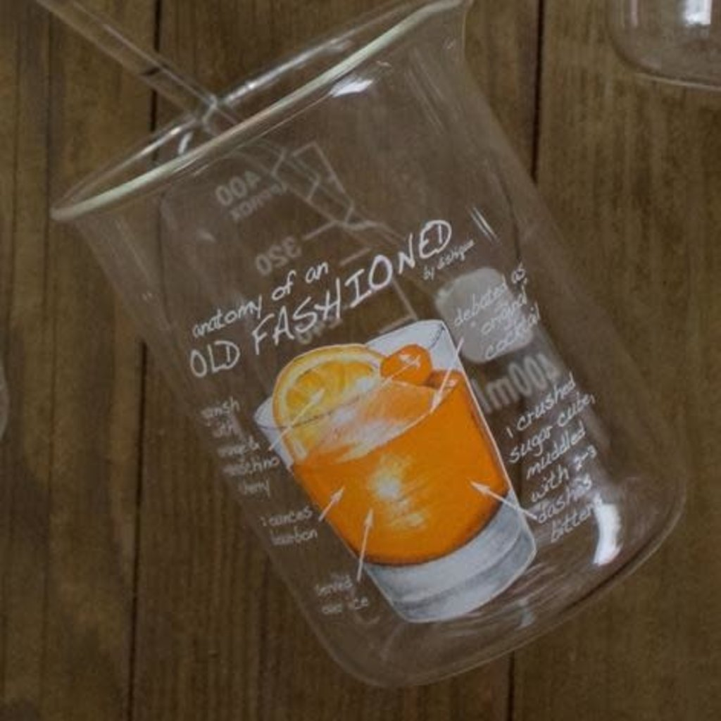 dishique Beaker Glass - Old Fashioned