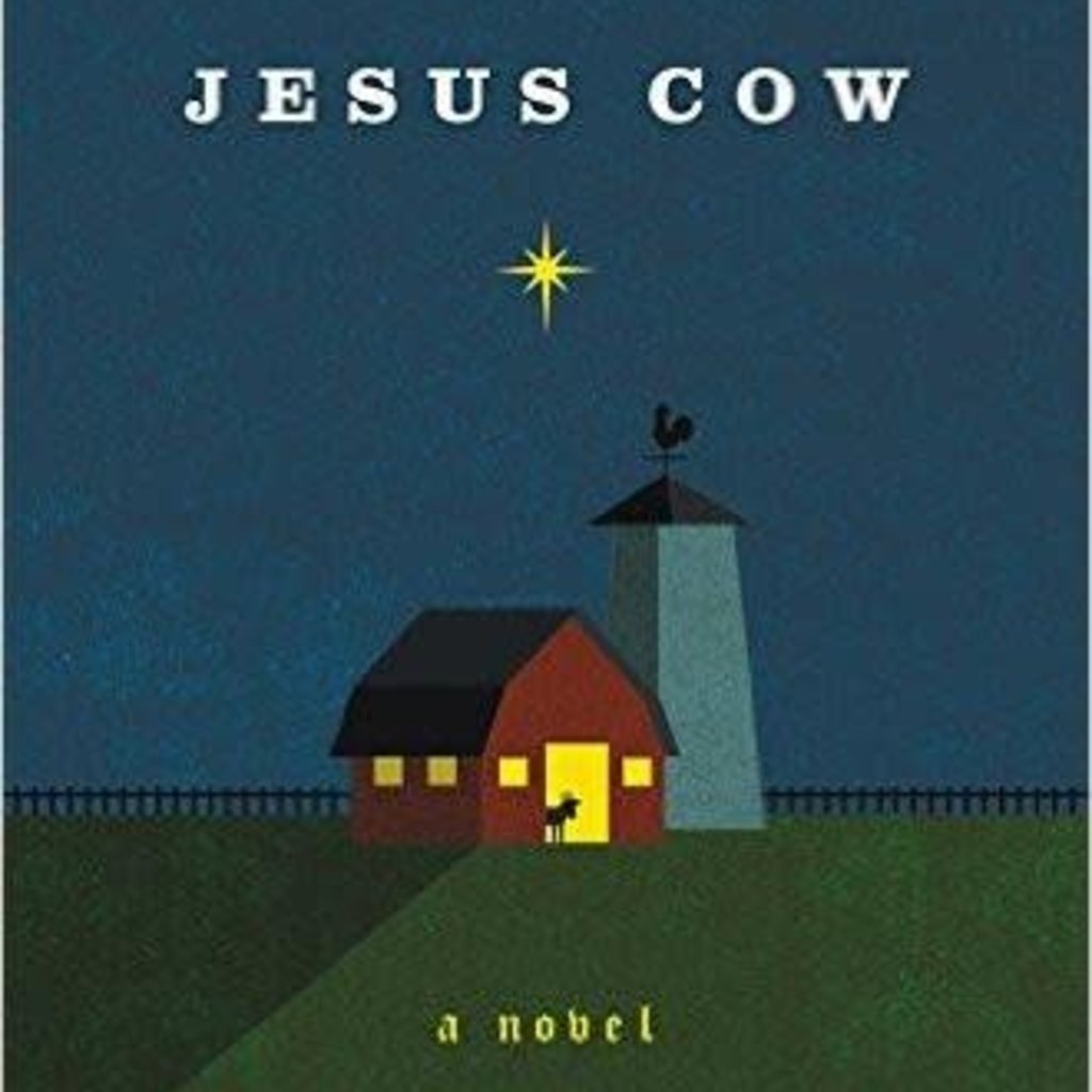Michael Perry The Jesus Cow - Paperback