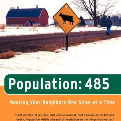 Michael Perry Population: 485 - Paperback