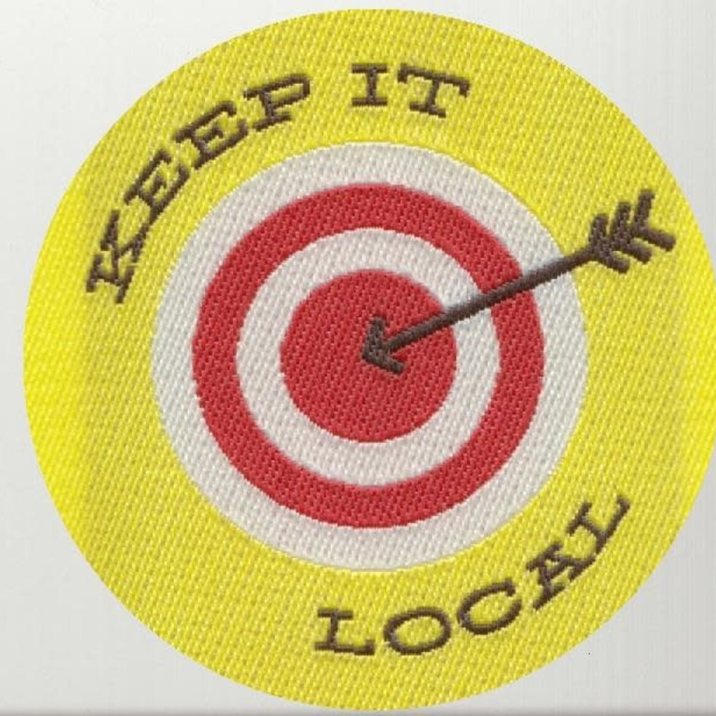 Volume One Patch - Keep it Local
