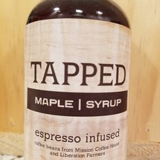 Tapped Maple Syrup Infused Maple Syrup - Espresso