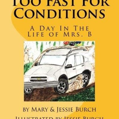 Mary Burch Too Fast For Conditions