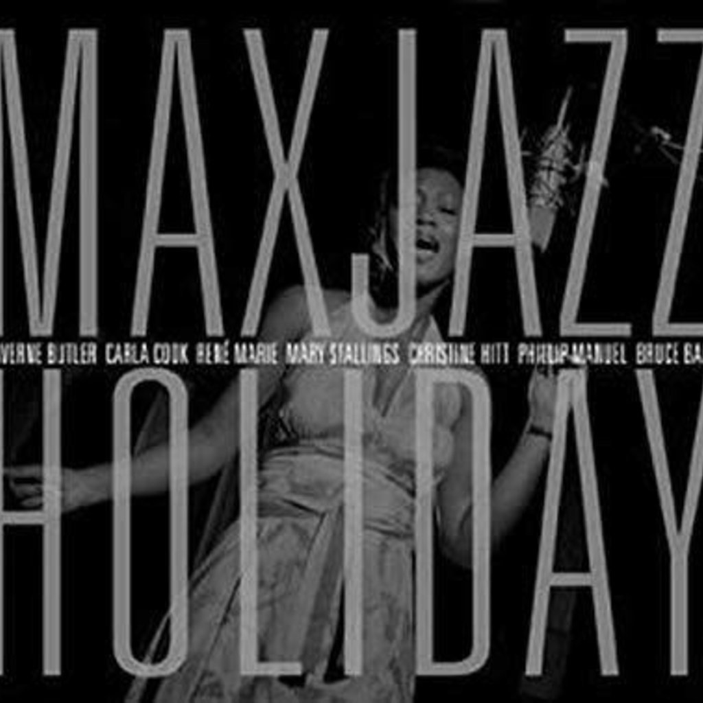 Christine Hitt Maxx Jazz Holiday