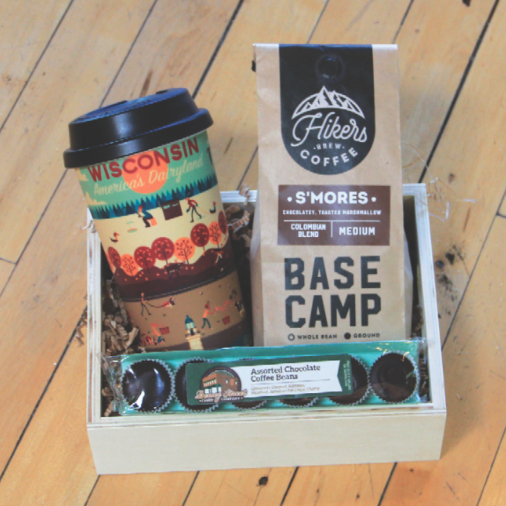 Volume One Gift Basket - Some Joe for the Road