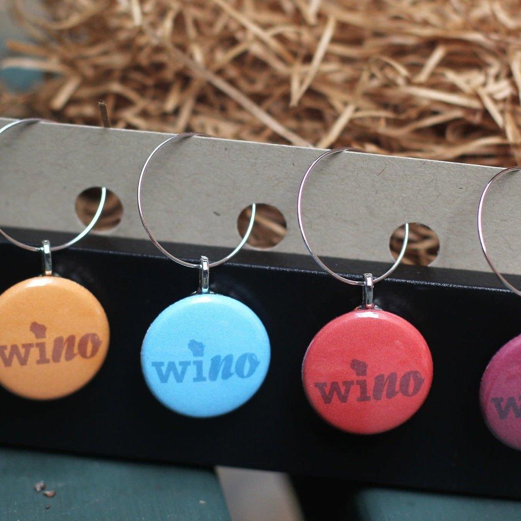 Volume One Wine Charm Set - WIno