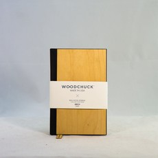 Woodchuck Wood Journal - Birch