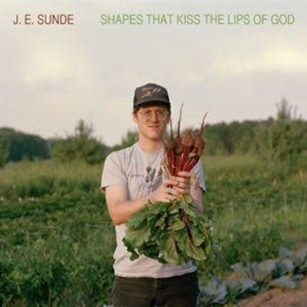 J.E. Sunde Shapes That Kiss The Lips Of God (CD)