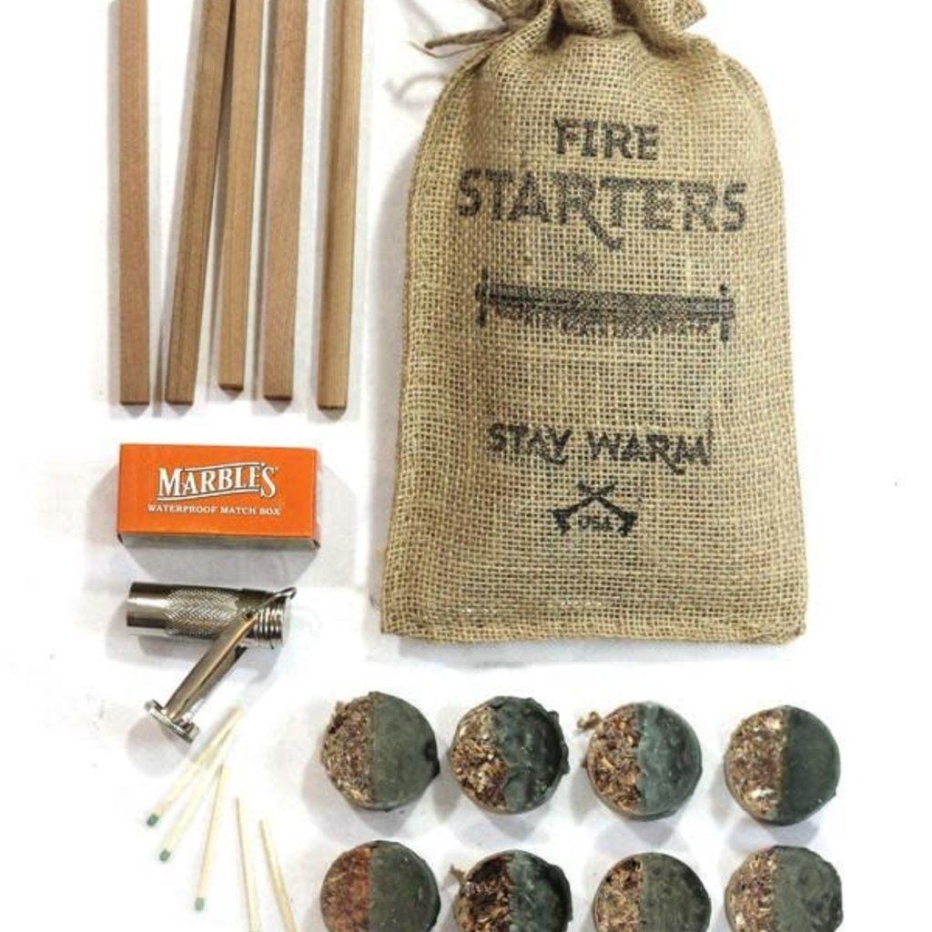 Sanborn Canoe Company Firestarter Kit