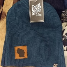 Volume One Wisconsin Beanie - Blue