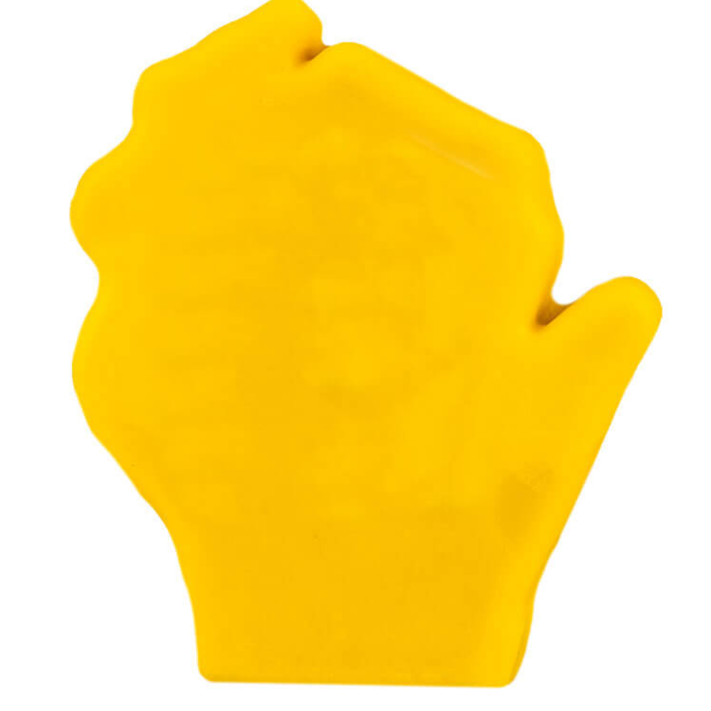 Vern's Cheese Wisconsin Shaped Waxed Cheddar Cheese (4oz)