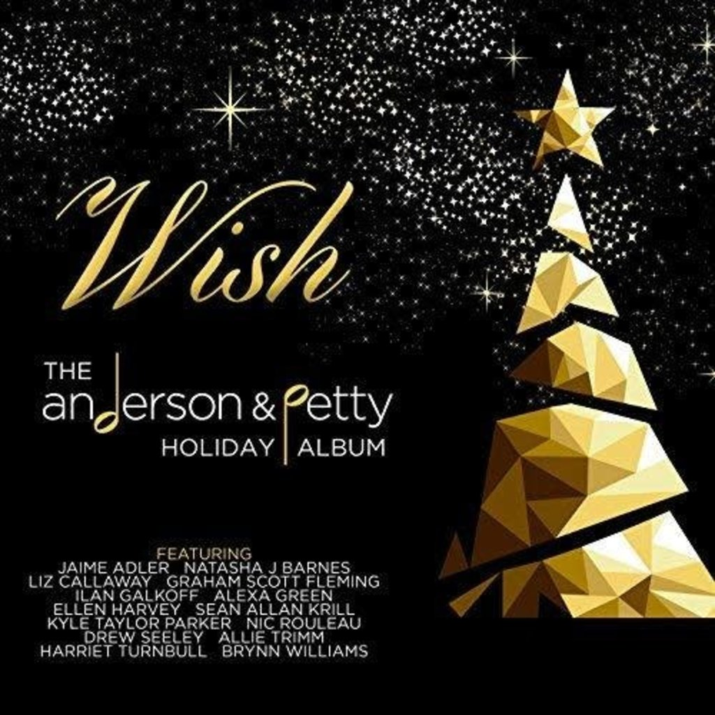 Barry Anderson and Mark Petty Wish Holiday Album