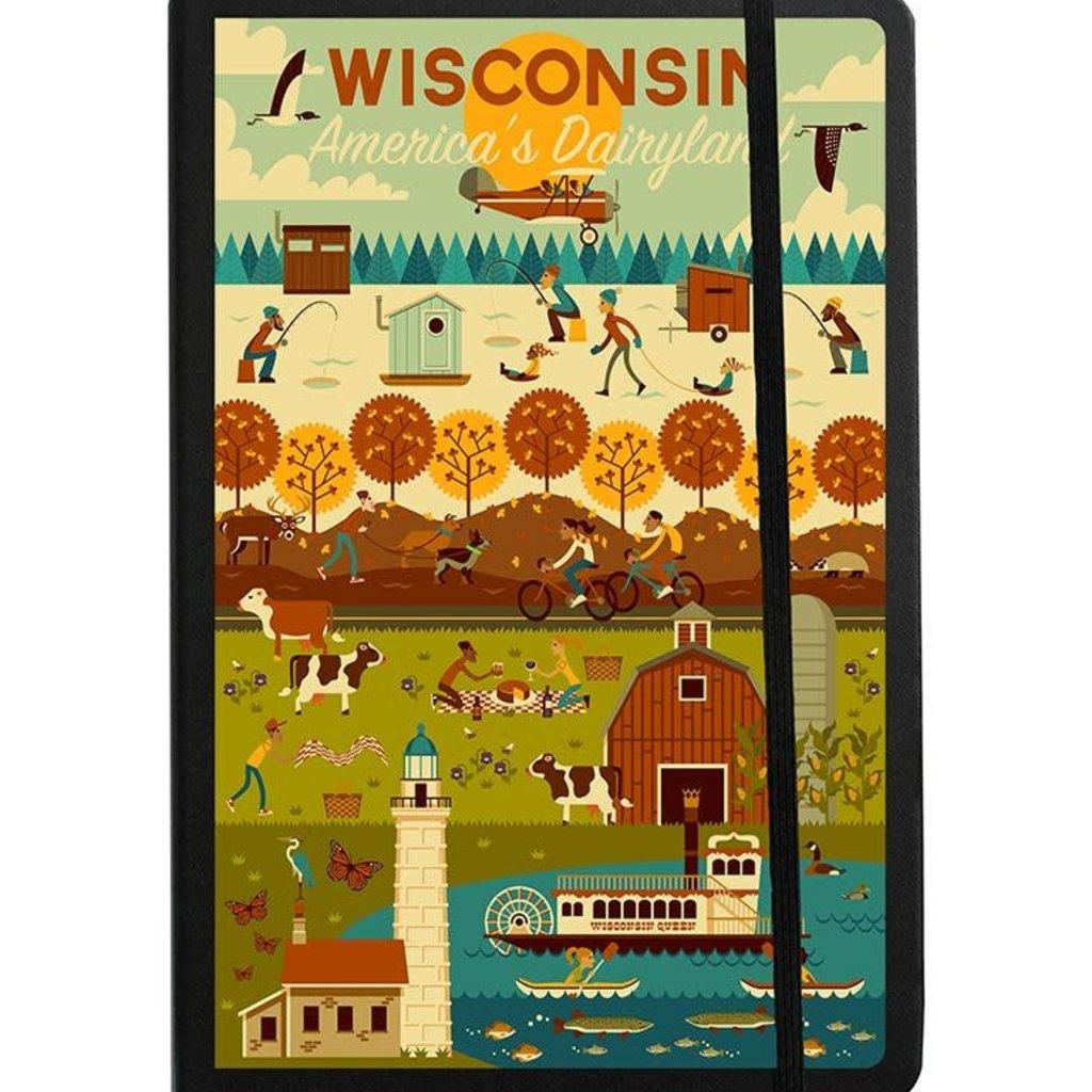 Volume One Journal - Wisconsin Seasons