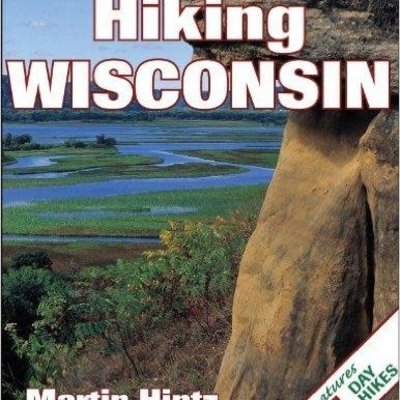 Martin Hintz Hiking Wisconsin