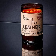 beerMe Candle Co. beerMe Candle - Leather