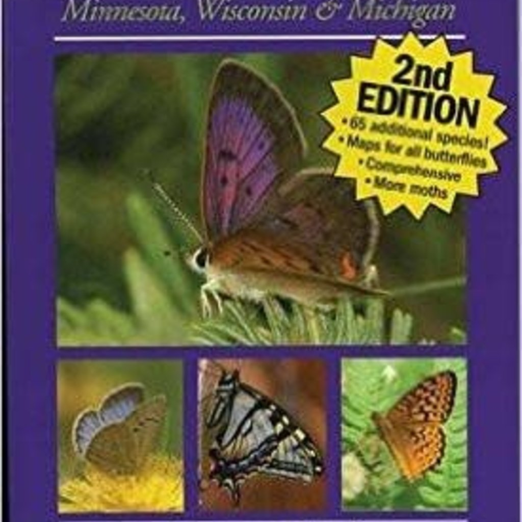 Larry Weber Butterflies of the North Woods