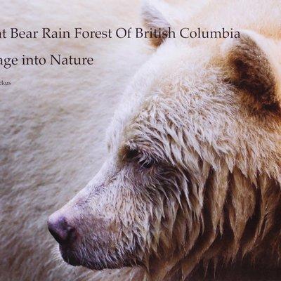 Jim Backus Great Bear Rain Forest Of British Columbia
