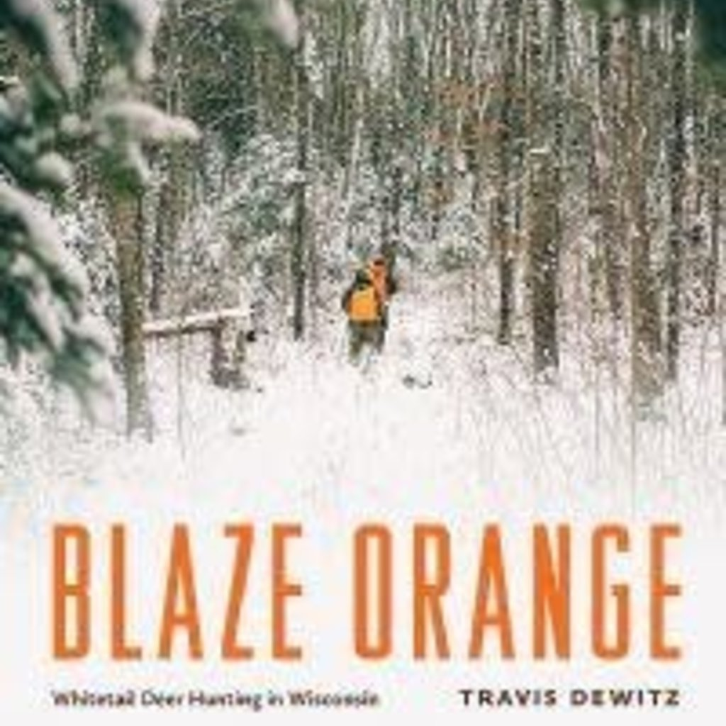 Travis Dewitz Blaze Orange