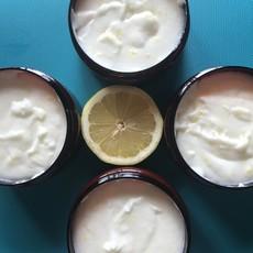 Sunny Daze Bath & Body Shower Scrub - Fresh Lemon