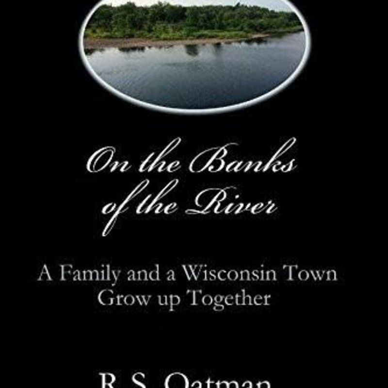 Rebecca Oatman On the Banks of the River