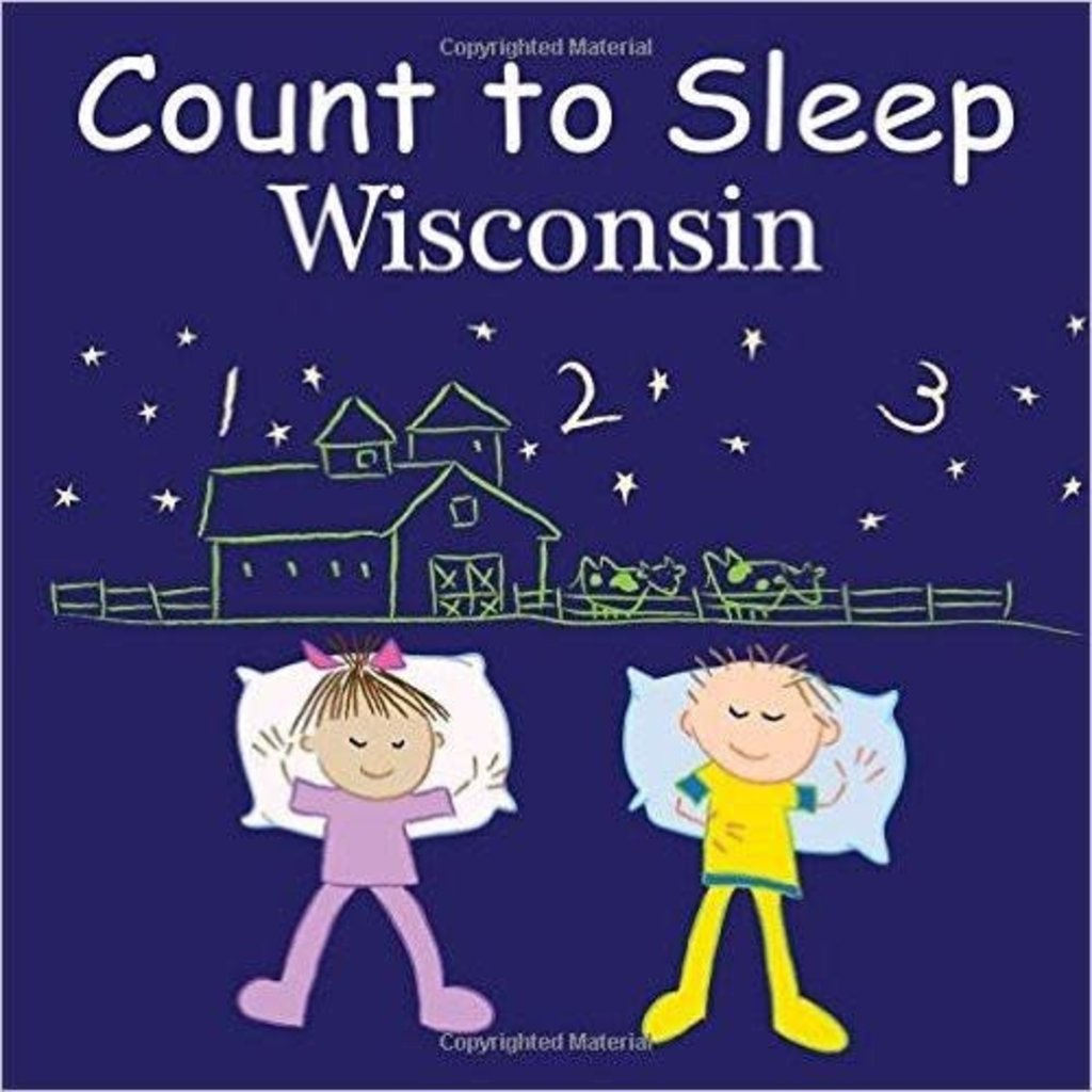 Adam Gamble Count to Sleep Wisconsin