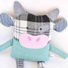 Kiki b Omi Designs Up-Cycled Friend - Cow