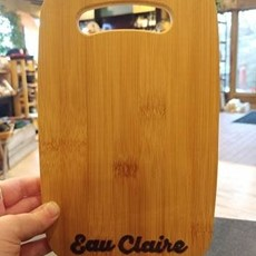 Eau Claire Cutting Board Small) (Assorted styles)