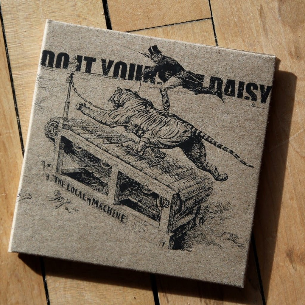 Do it Yourself Daisy The Local Machine (CD)
