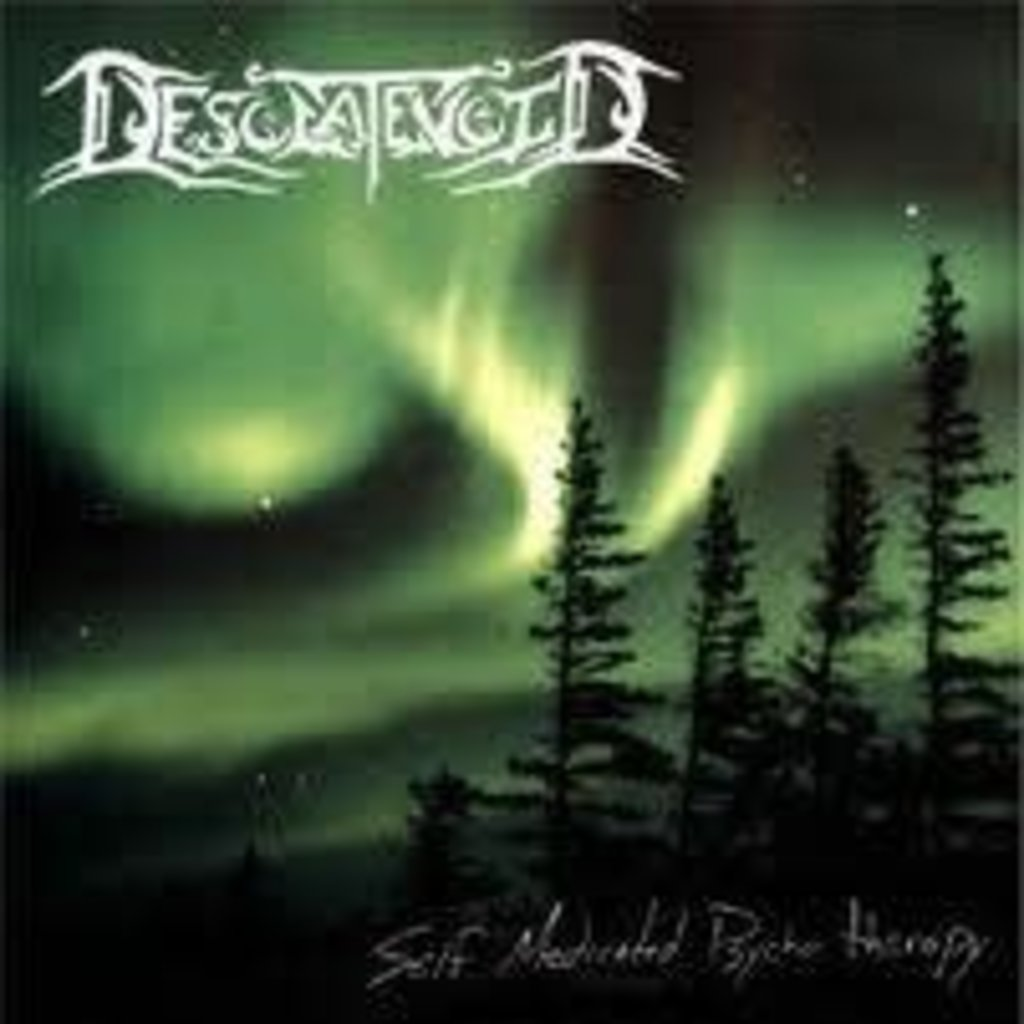 Desolatevoid Self Medicated Psycho Therapy