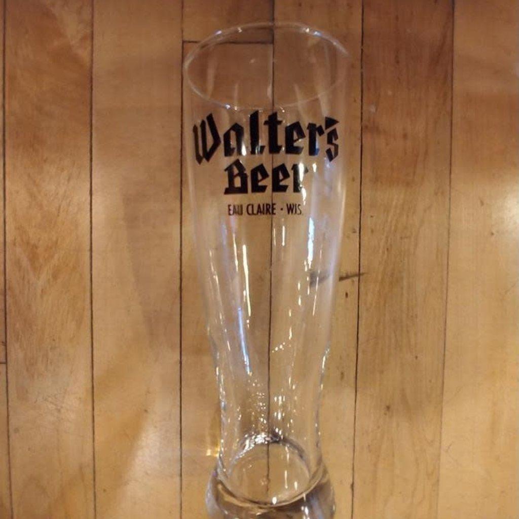 Volume One Walter's Beer Pilsner Glass